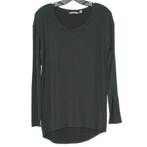 Athleta Threadlight Relaxed Tee Womens Small A2